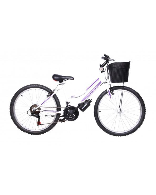 Monark Bicicleta Demon Chic...