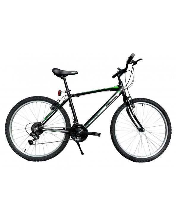 Monark Bicicleta Traction XT 15.0 H Negro Aro 26 S/L