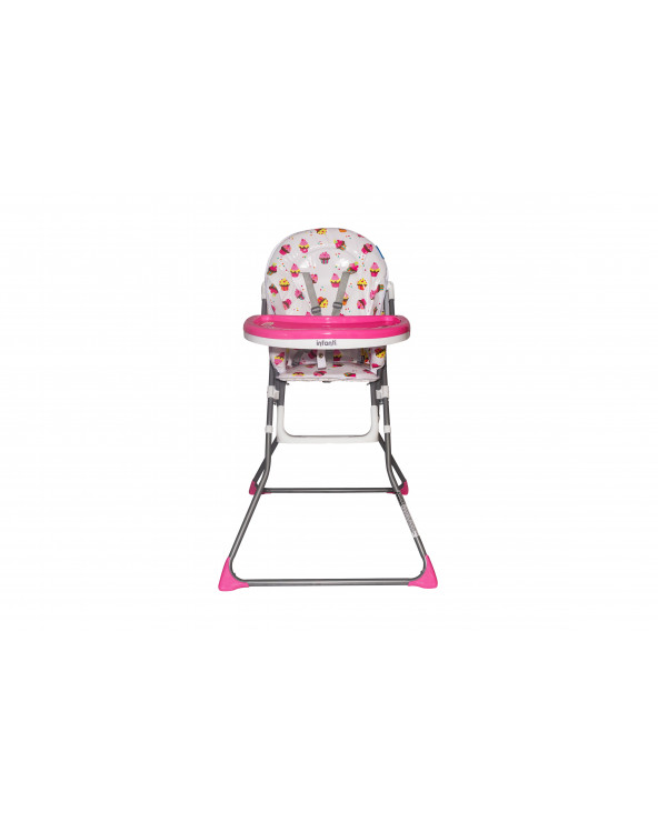 Infanti silla de comer Pink HC15B New Candy