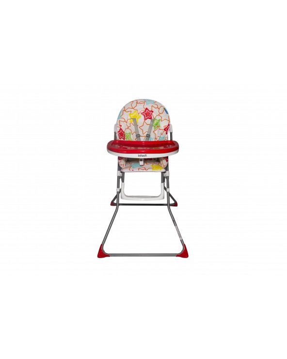 Infanti Silla de comer Red HC15B New Candy