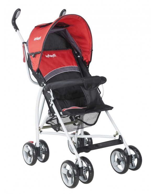 Infanti coche baston Spin Slide H108 Red