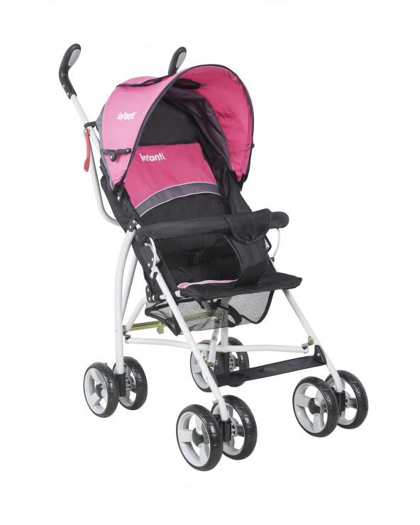 Infanti coche baston Spin Slide H108 Pink