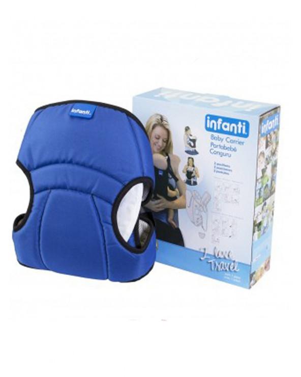 Infanti portabebe I Love Blue 012169054BL
