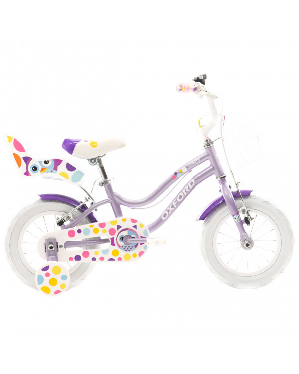 Bicicleta Oxford Niña Beauty 204BN1210MA080 Lila