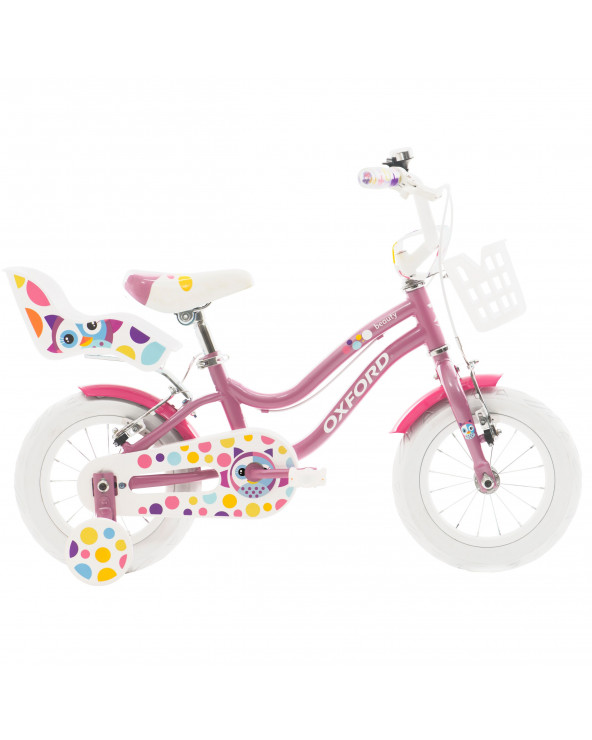 Bicicleta Oxford Niña Beauty 204BN1210KA080 Rosado
