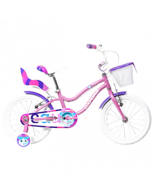 Bicicleta Oxford Niña Beauty 204BN1610KA090 Rosado