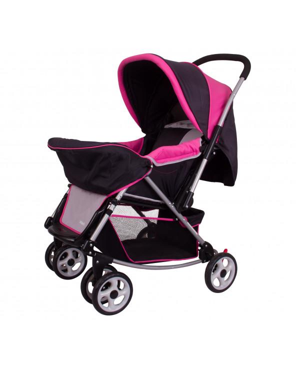 Infanti coche cuna LA326T Arc Pink