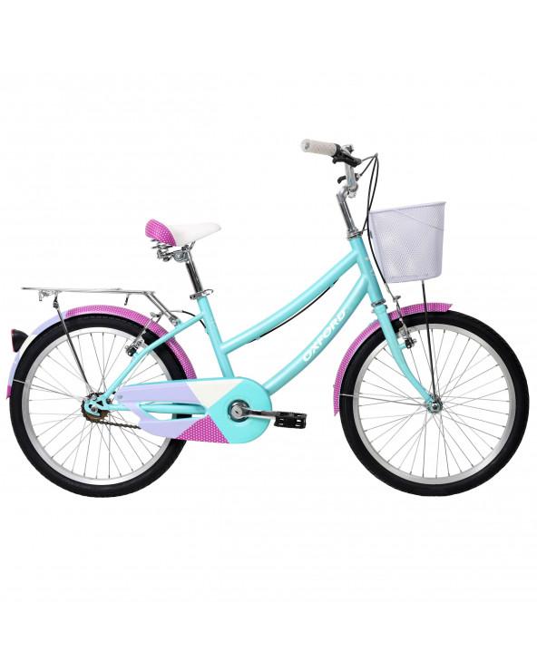 Bicicleta Oxford Niña Cyclotour 204BP2046JA120 Verde