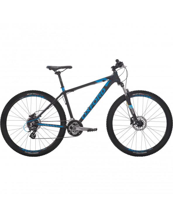 Bicicleta Oxford Hombre Montañera Orión 3 204BA2775CA175 Negro/Azul