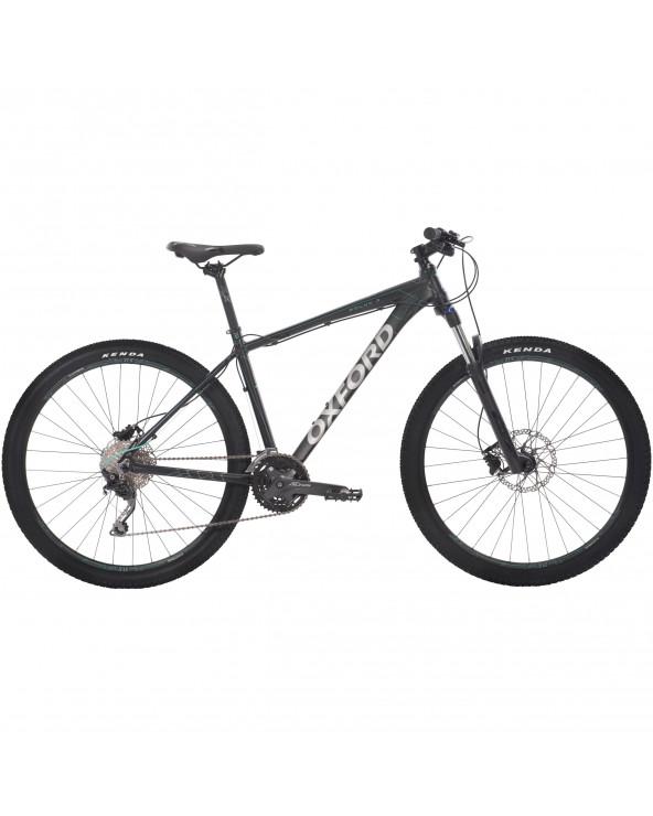 Bicicleta Oxford Hombre Montañera Polux 3 204BA2795CA175 Negro/Celeste