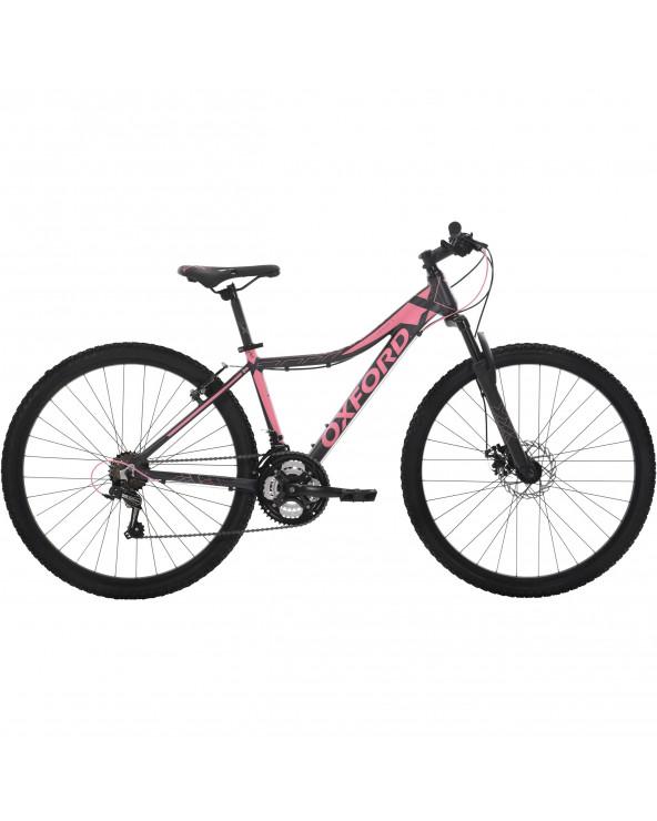 Bicicleta Oxford Mujer Montañera Venus 1 204BA2752CA140 Negro/Rosado