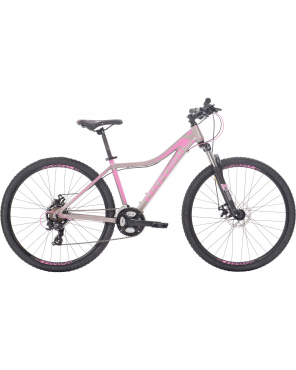 Bicicleta Oxford Mujer Montañera Venus 3 204BA2756RA140 Gris/Morado