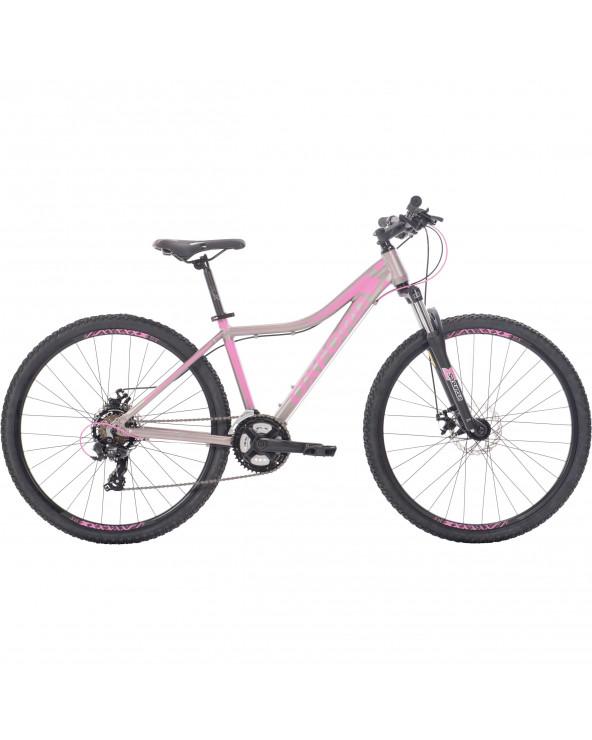 Bicicleta Oxford Mujer Montañera Venus 3 204BA2756RA155 Gris/Morado