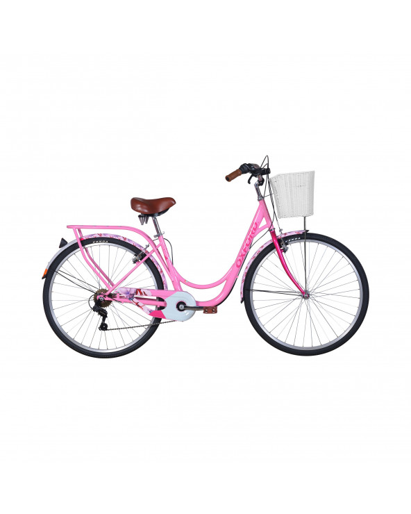 Bicicleta Oxford Mujer Urbana Metropolitana 204BP2852KA170 Rosado