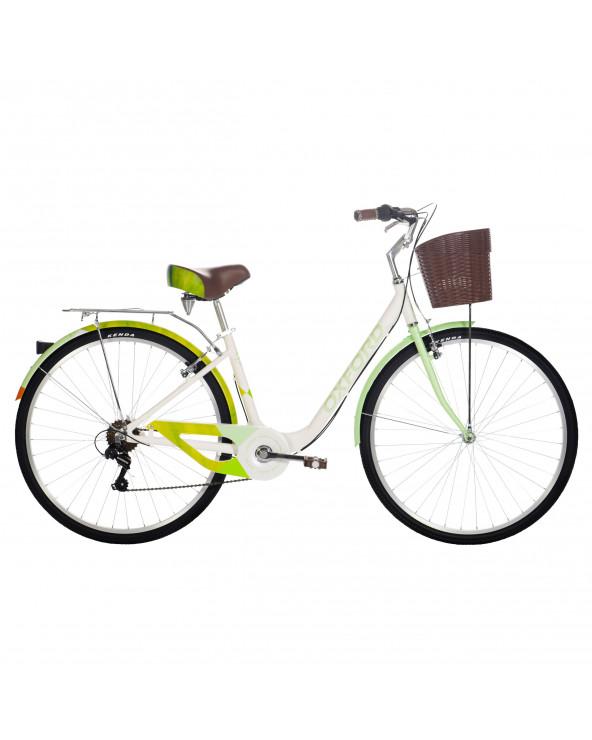 Bicicleta Oxford Mujer Urbana Cyclotour 204BP2854AA160 Blanco