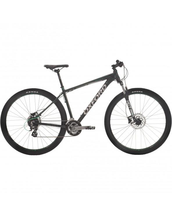 Bicicleta Oxford Hombre Montañera Polux 1 204BA2991CA180 Negro/Verde