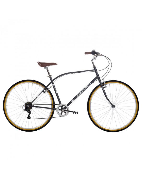 Bicicleta Oxford Hombre Urbano Zurich 204BP2811CA195 Negro
