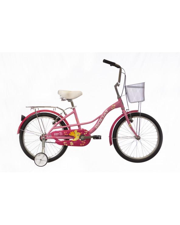 Bicicleta Goliat Infantil Niña Cabo Blanco 208BP2078KA Rosado