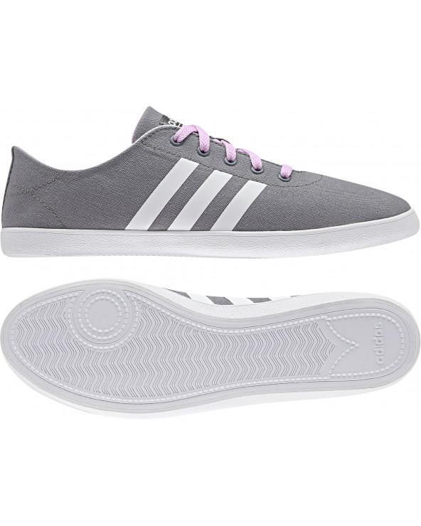 Adidas Zapatilla B74582 Cloudfoam QT VULC W GREY
