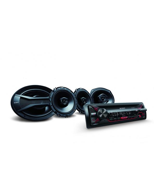 Autoradio Sony CXS-G124U