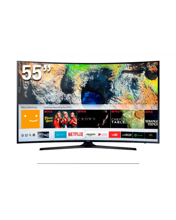"Samsung Led 55"" UHD Smart 55MU6303"