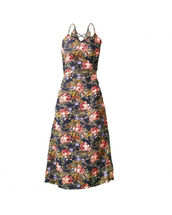 Q´Cool Vestido Muriel Corto – PV18