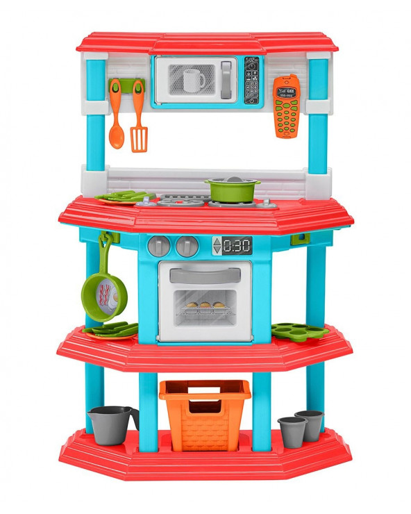 American Plastic Toys Mi Primera Cocina 11640