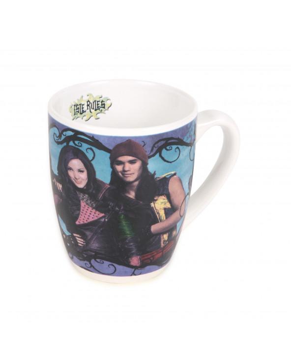Taza Ceramica  Descendientes Hasbro 33195