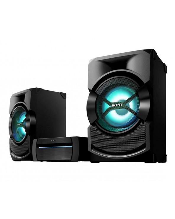Equipo de sonido Sony HCD-SHAKEX10. Sistema de audio de alta potencia con DVD