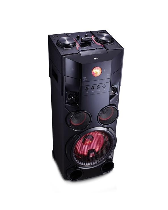 LG equipo de sonido OM7560....