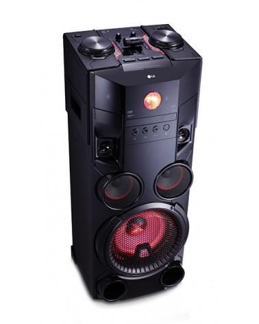 LG equipo de sonido OM7560. Potencia 1000W