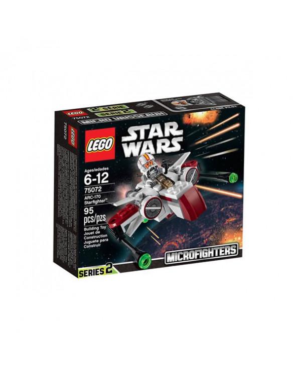 Lego Star Wars ARC-170 Starfighther 75072