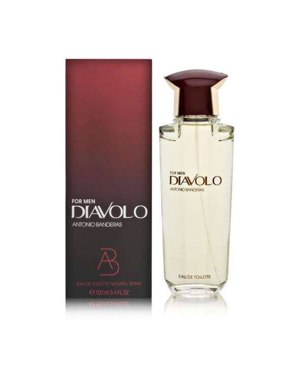 Perfume Banderas Diavolo Edt 100ml