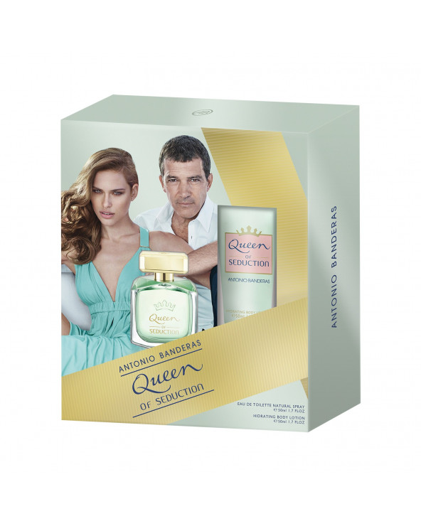 Banderas Ab Queen Edt 50ml + Body Lotion 50ml