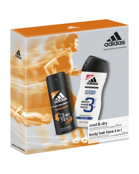 Adidas Ad 17 Hydra Sport Sg250ml + Ap Intensive