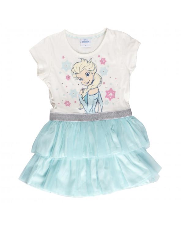 Frozen Vestido Niña Estampado FRV18SF0601E
