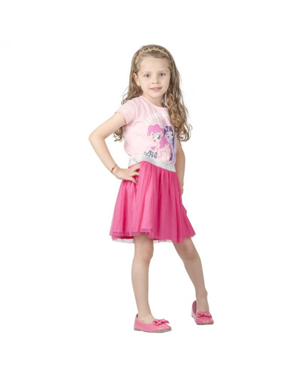 My Little Pony Vestido Niña Estampado LPV18PL