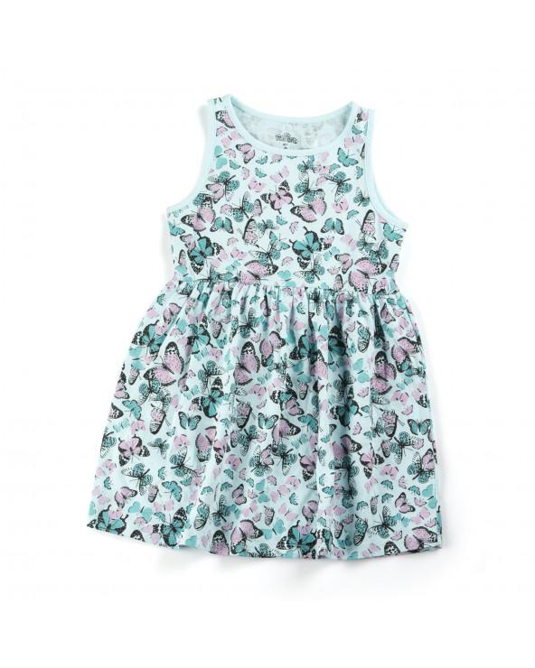 F. Twist Vestido Niña Mod Tropical Ann