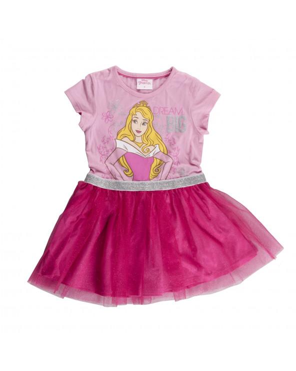 Princesas Vestido Niñas Estampado PRV18BA0617E