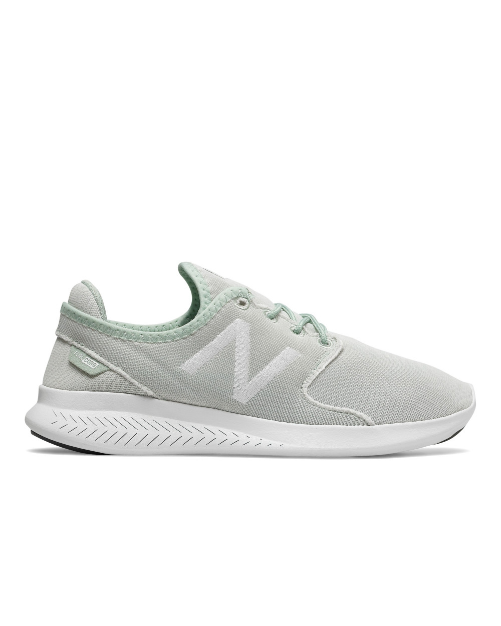 new balance gris mujer