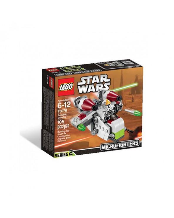 Lego Star Wars Republic Gunship 75076