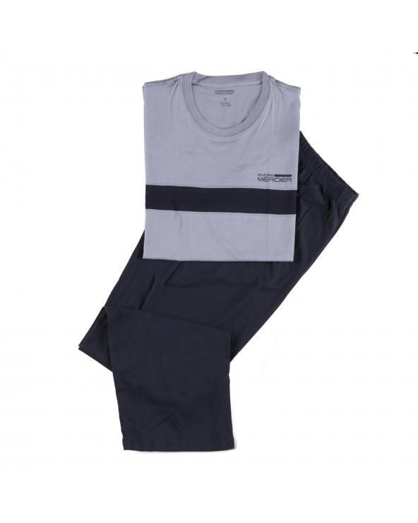 Andre Mercier Pijama Hombre Stripe