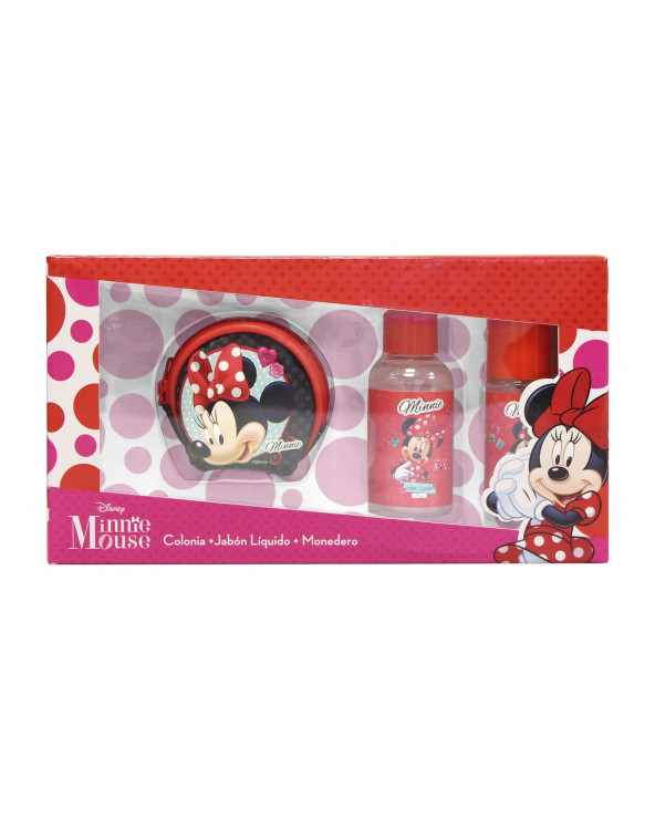 Minnie Set Colonia 15ml + Jabón Líquido