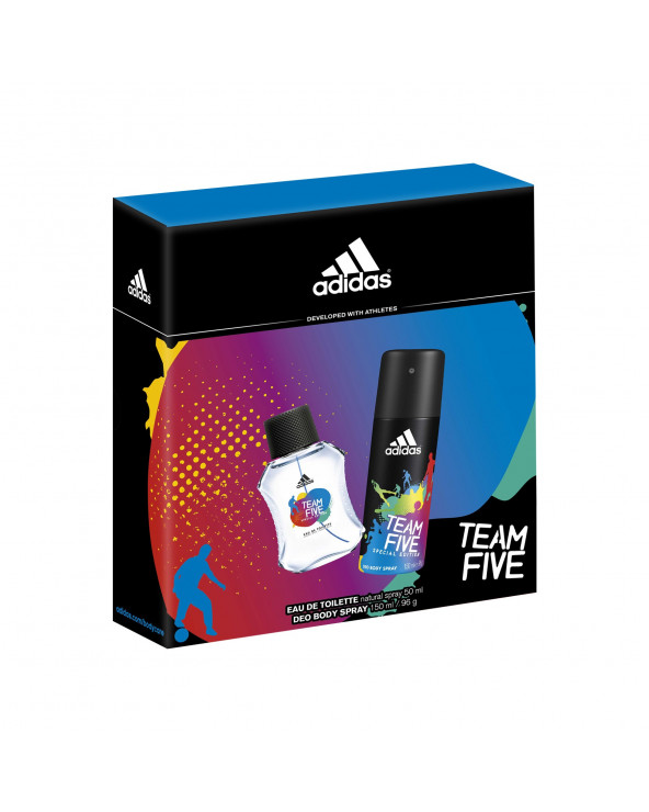 Adidas AD 15P Team Fives Est 50ml + BS 150ml