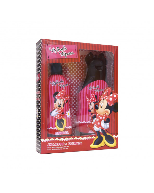 Minnie Set Shampoo 350ml + Colonia 250ml