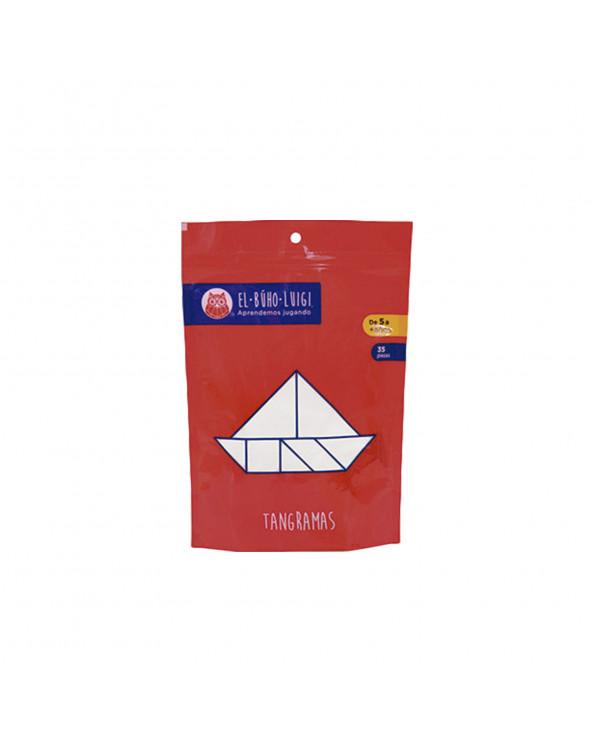 INRO Plásticos Tangramas 1 (35 pzas.) EBL