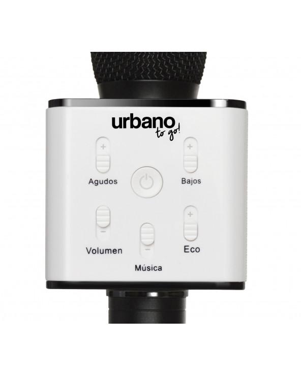 Urbano Micrófono Karaoke BT...