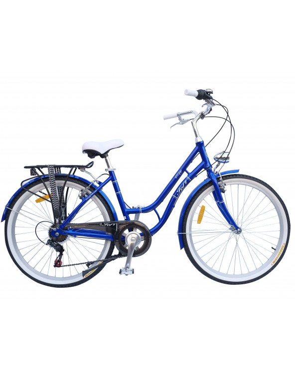 Jafi Bike Of Walk City 26 Azul