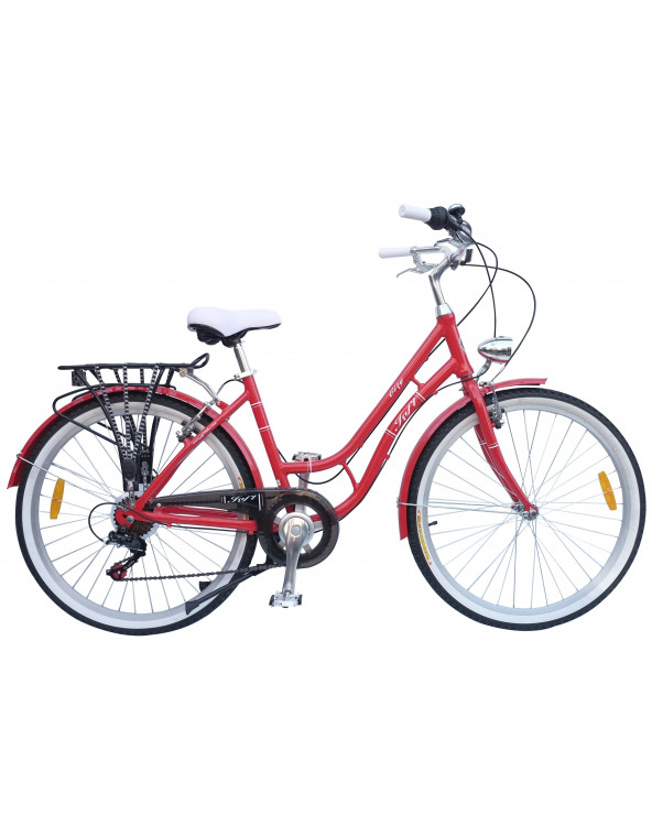 Jafi Bike Of Walk City 26 Rojo
