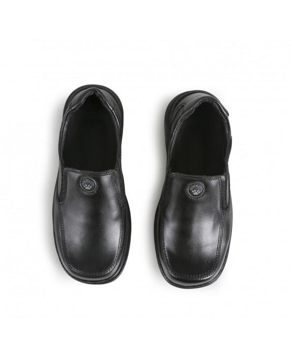 F. Twist Zapato Escolar Mocassin 2 Negro